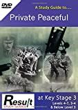 A Study Guide To Private Peaceful At Key Stage 3 Below Level 3 Levels 3 4 Levels 4 7