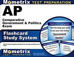 Ap Comparative Government Politics Exam Flashcard Study System Ap Test Practice Questions Review For The Advanced Placement Exam