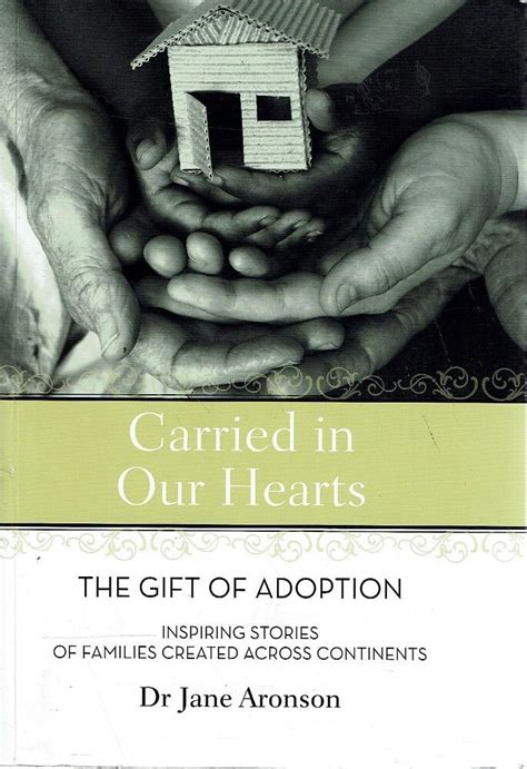 Carried In Our Hearts Aronson Jane