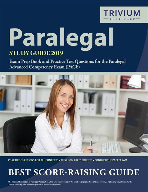 Study For The 2015 Paralegal Study Guide