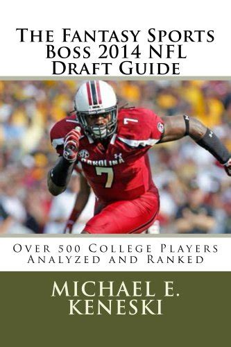 The Fantasy Sports Boss 2017 Fantasy Football Draft Guide English Edition