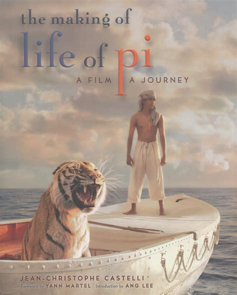 The Making Of Life Of Pi Castelli Jean Christophe